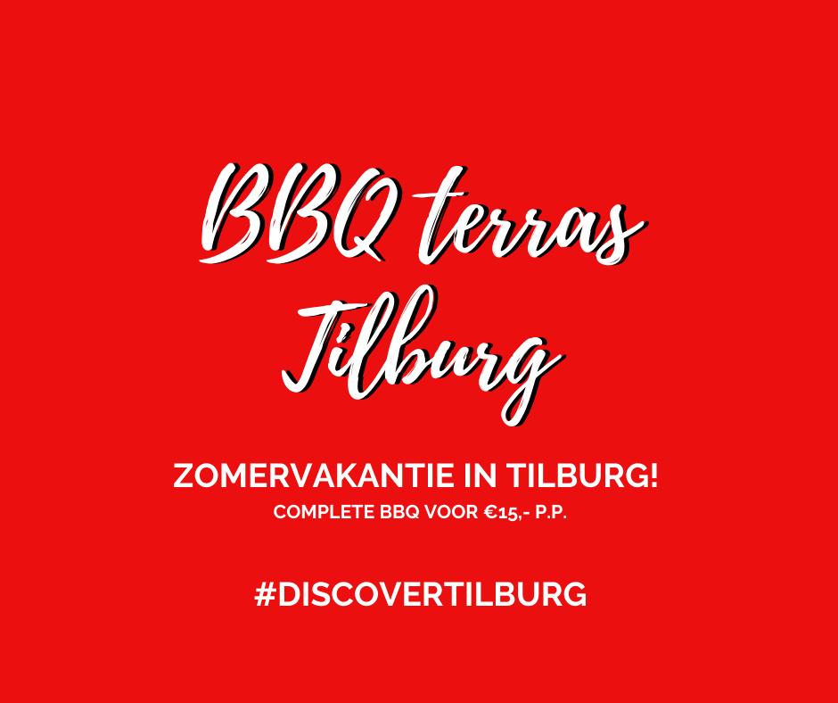BBQ Terras Tilburg